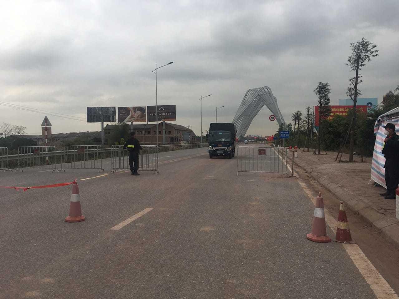 Tổng cục đường bộ yêu cầu Quảng Ninh cho xe lưu thông trên QL18