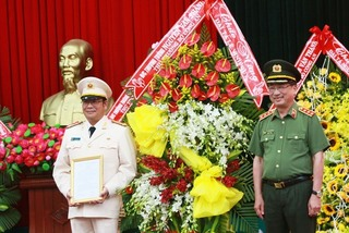 Đắk Lắk, Lâm Đồng có tân giám đốc công an tỉnh