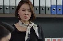 """Hướng dương ngược nắng tập 35: Vỹ hỏi Châu về """"cái thai"""" của cô, bà Cúc bấn loạn vì bí mật tập đoàn bị rò rỉ và Kiên là thủ phạm?"""