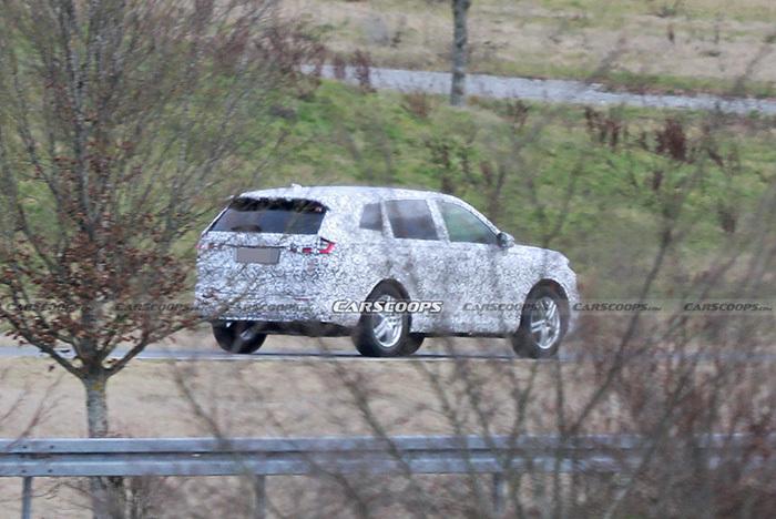 Rò rỉ những hình ảnh đầu tiên của Honda CR-V 2023