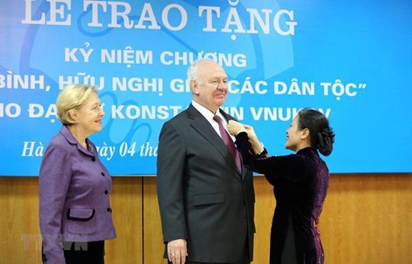 Russia,vietnam-russia relations