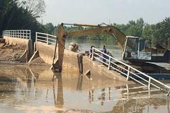 TP.HCM đặt mục tiêu xử lý 'điểm nóng' về sạt lở ở khu dân cư ven sông, biển