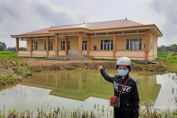 Trường học tiền tỷ bị bỏ hoang ở Quảng Trị