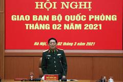 Bộ Quốc phòng hoàn chỉnh quy hoạch cán bộ, chỉ huy nhiệm kỳ 2020 - 2025