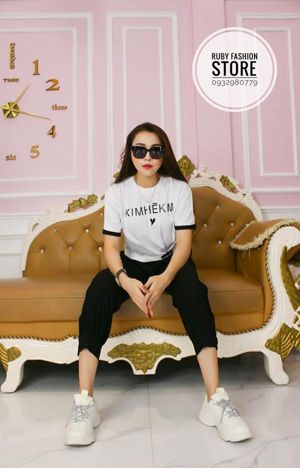 Diện đồ công sở phong cách 'sang chảnh' với Ruby Fashion Store