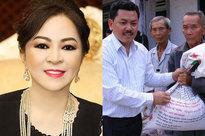 """Vợ ông Dũng """"lò vôi"""" tố cáo bị lương y Võ Hoàng Yên lừa đảo hàng trăm tỷ tiền cứu trợ, xây chùa"""