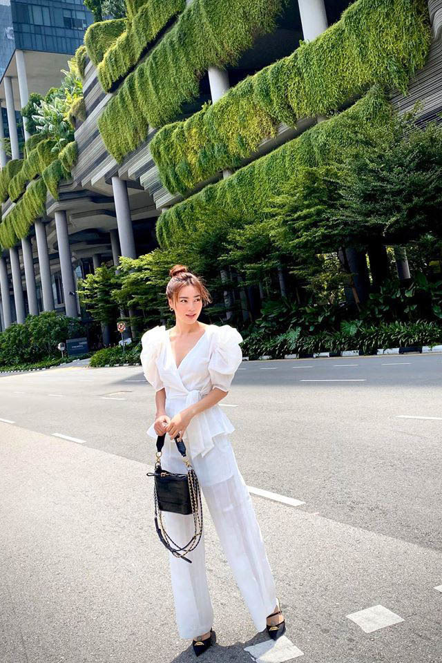 Ninh Dương Lan Ngọc tuổi 31 xinh đẹp, giàu có cùng sự nghiệp thăng hoa