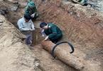 Phát hiện quả bom nặng hơn 220 kg còn nguyên kíp nổ ở Quảng Bình