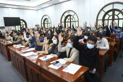 Giới thiệu ông Trần Thanh Mẫn, ông Hầu A Lềnh ứng cử ĐBQH khóa XV