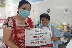 Bạn đọc VietNamNet giúp đỡ người phụ nữ đơn độc hơn 53 triệu đồng