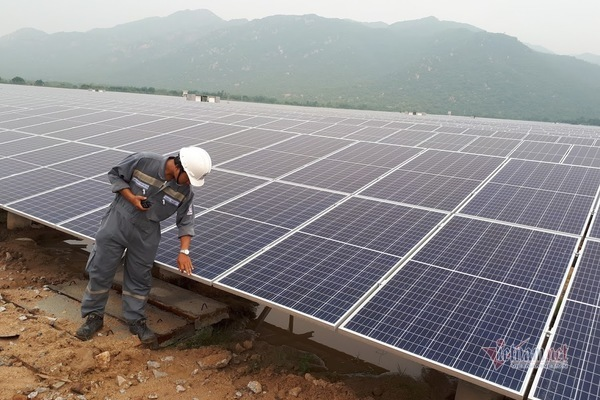 Vietnam to prepare for solar power boom