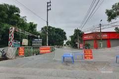 Hải Dương phong toả khu dân cư ở Tứ Kỳ do xuất hiện ca nhiễm
