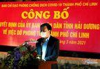 Bí thư Hải Dương Phạm Xuân Thăng công bố dỡ phong tỏa TP Chí Linh