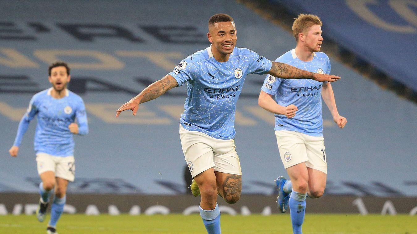 Vùi dập Wolves, Man City thắng trận thứ 21 liên tiếp