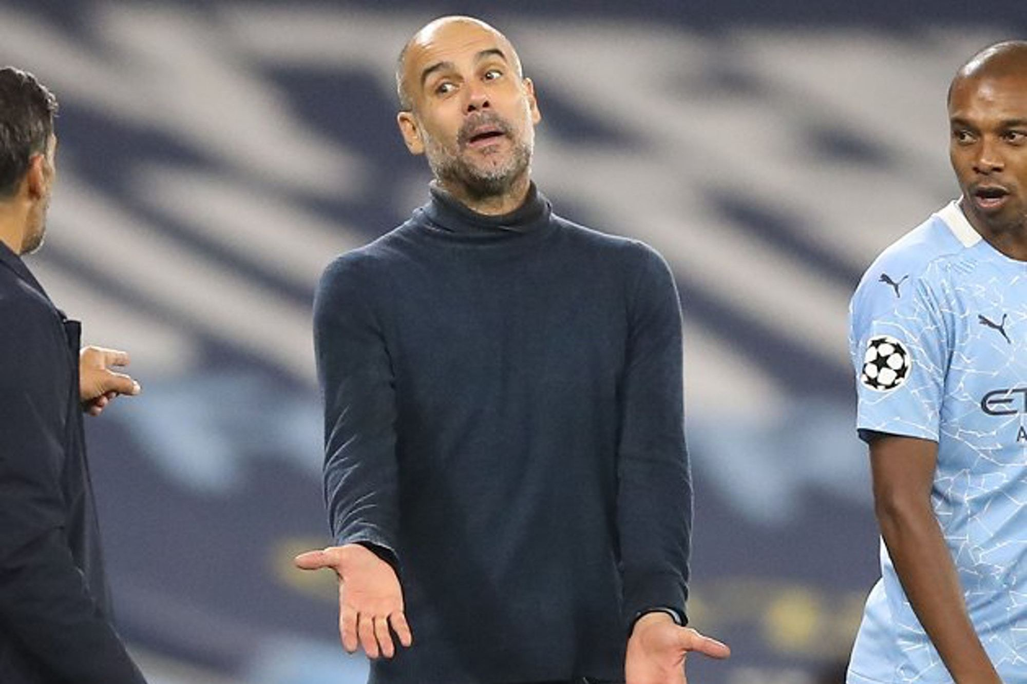 Thắng to Wolves, Pep Guardiola réo gọi MU