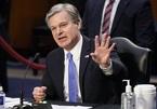 """Giám đốc FBI gọi vụ bạo động ở Quốc hội Mỹ là """"khủng bố nội địa"""""""