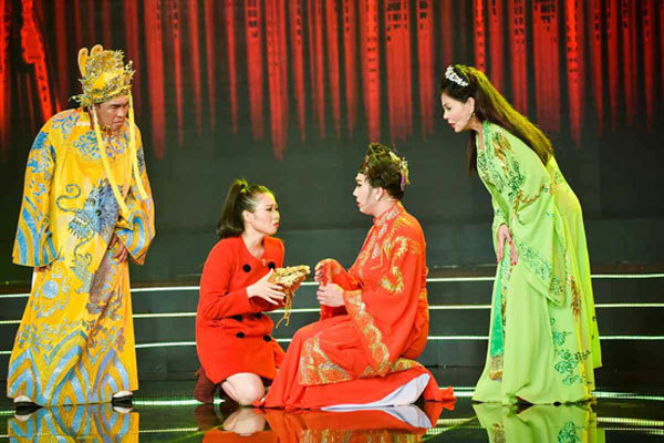 HCM City theatre group preserves tuong