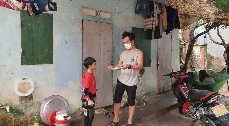 Nhiều chủ trọ miễn tiền thuê nhà cho công nhân nghèo ở Hải Dương