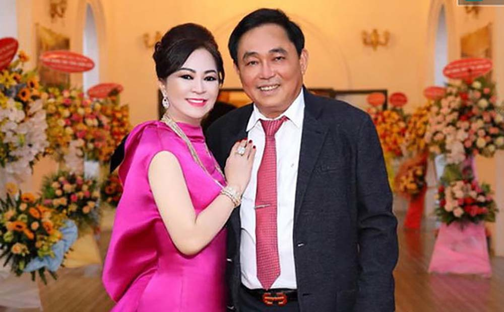 Vợ đại gia Dũng 'lò vôi' chính thức gửi đơn tố cáo ông Võ Hoàng Yên