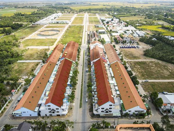 Dự án KDC Minh Châu (Vạn Phát Avenue) được đầu tư cơ sở hạ tầng đồng bộ, đầy đủ tiện ích nội khu, ngoại khu hiện đại
