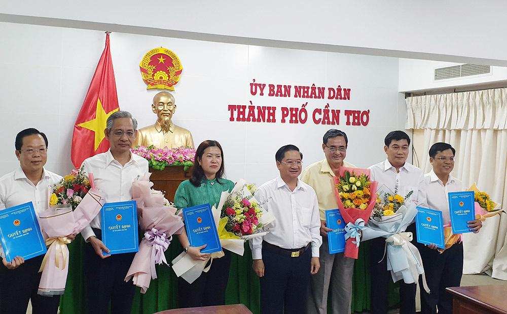 Ông Huỳnh Hoàng Mến làm Giám đốc Sở Thông tin và Truyền thông Cần Thơ