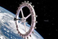 Khách sạn vũ trụ sắp đi vào hoạt động