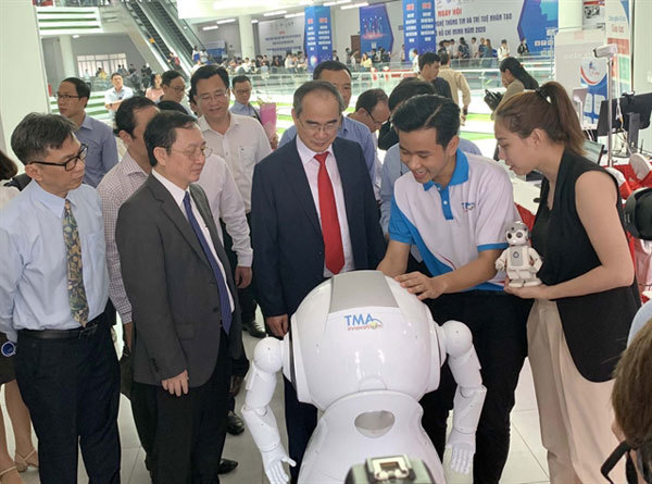 HCM Cityto focus on AI in aimto become 'smart city' by 2030