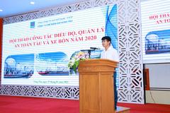 'Nâng chất' dịch vụ giao nhận hàng ở Kho cảng PV GAS Vũng Tàu