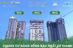 Hơn 700 căn hộ Xuân Mai Tower Thanh Hóa đã có chủ
