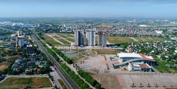 Sắp bàn giao tòa 2 dự án Xuân Mai Tower Thanh Hóa