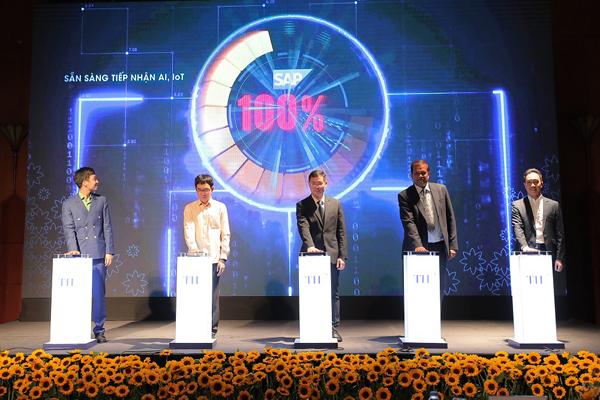 TH đầu tư nền tảng quản trị hiện đại hàng đầu thế giới