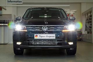 Volkswagen tặng gói phụ kiện đến 100 triệu cho khách mua xe Tiguan Elegance