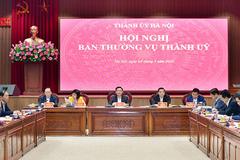 Hà Nội sắp ký ban hành 6 đồ án quy hoạch phân khu 4 quận nội đô