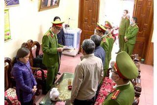 Bắt nguyên chủ tịch thị trấn ở Thanh Hóa lập hồ sơ khống
