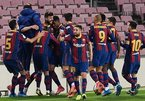Spectacular upstream, Barca entered the King's Cup final