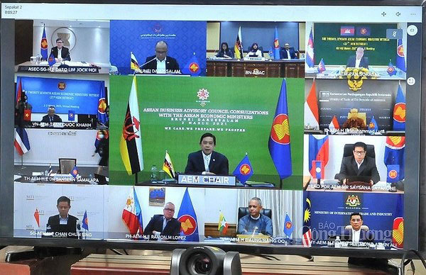 27th ASEAN Economic Ministers' Retreat,ASEAN