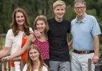 Vợ chồng tỷ phú Bill Gates dạy con sống khiêm tốn