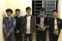 Five foreigners captured for illegally entering Vietnam
