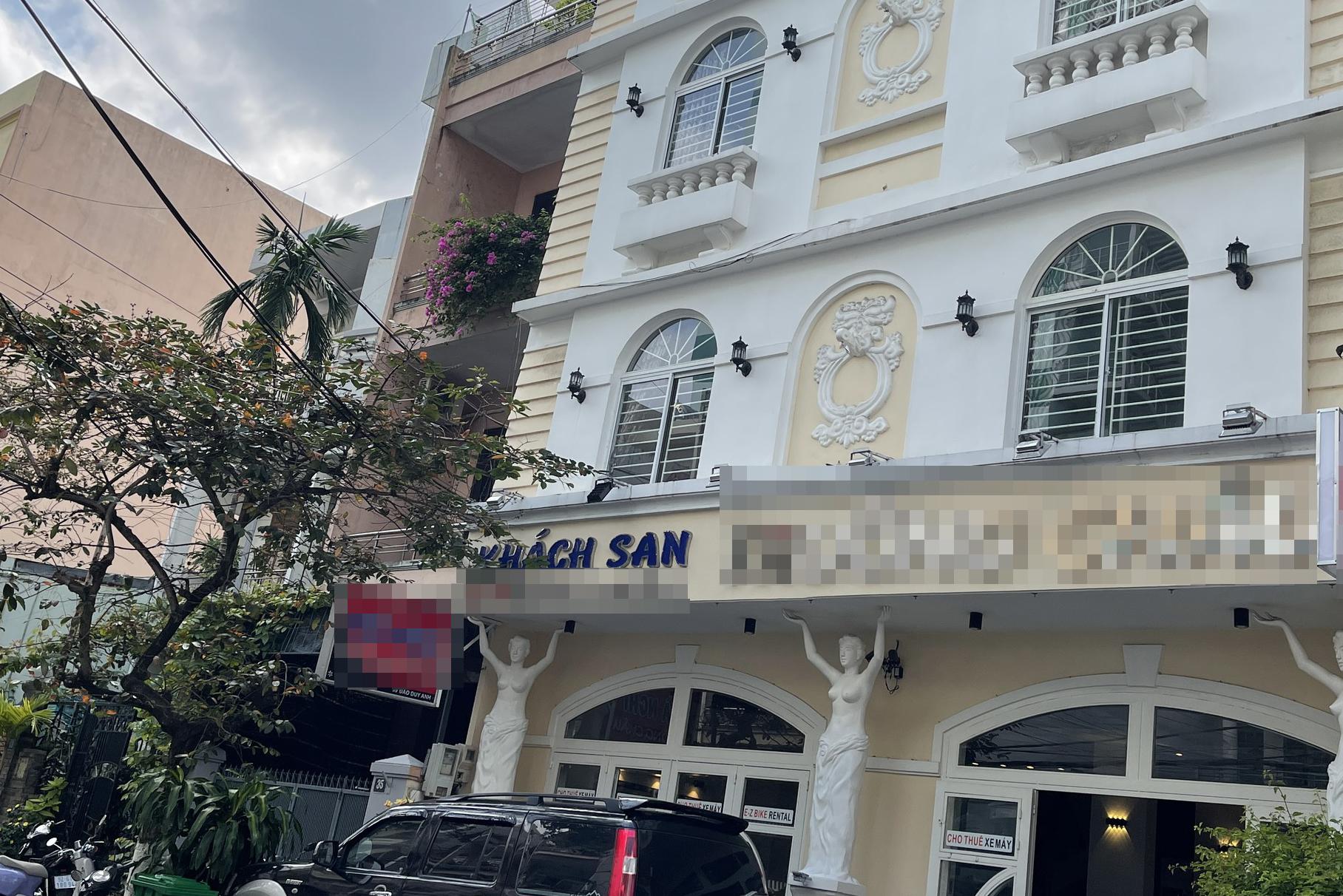 Hai người tử vong trong khách sạn ở Đà Nẵng