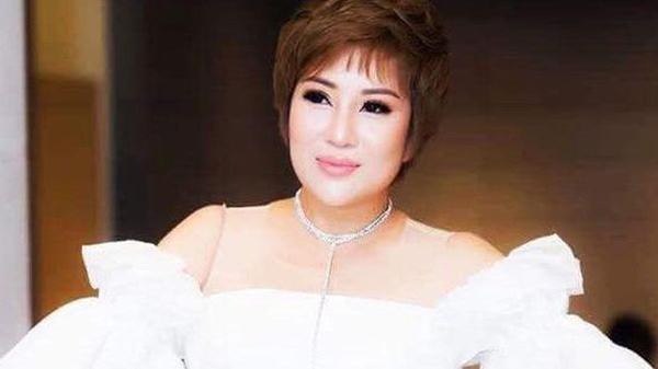 Nữ ca sĩ đầy bản lĩnh trong vai trò giám đốc công ty truyền thông