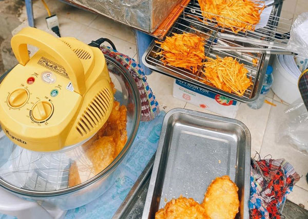 Banh Chuoi – The Nostalgic Food of Childhood
