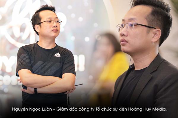 Chuyến vượt bão Covid-19 của 'thuyền trưởng con tàu' tổ chức sự kiện Hoàng Huy Media