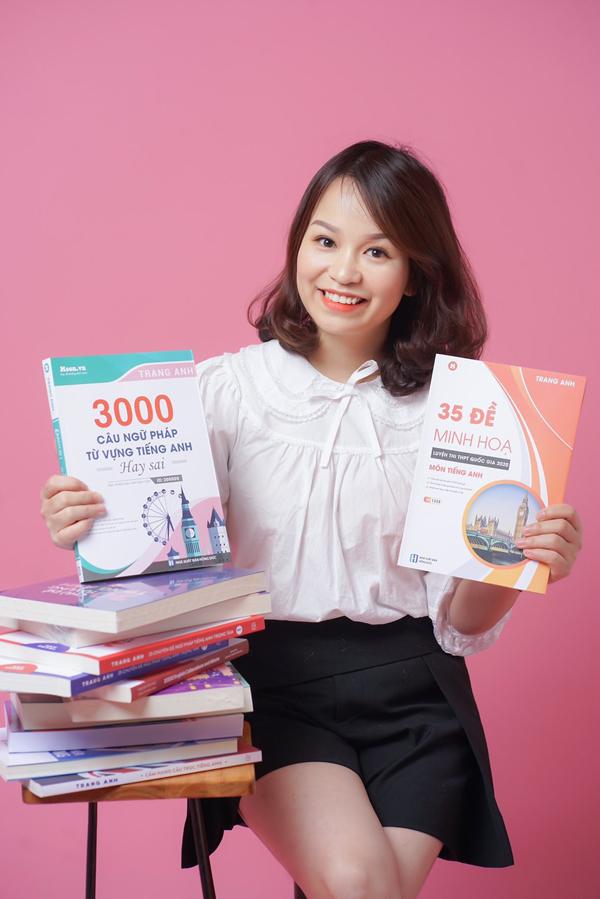 Cô giáo trẻ 'truyền lửa' đam mê tiếng Anh qua công nghệ hiện đại