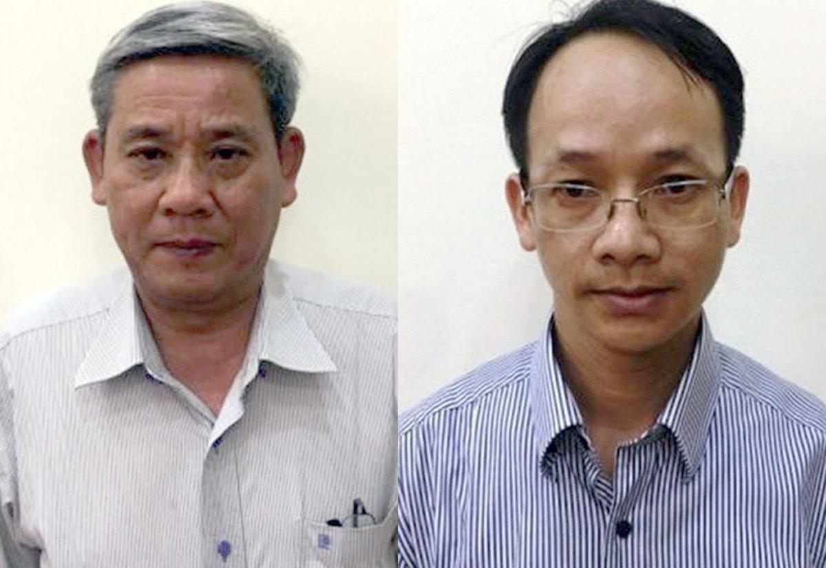 Khởi tố cựu Phó Chánh Văn phòng UBND TP.HCM