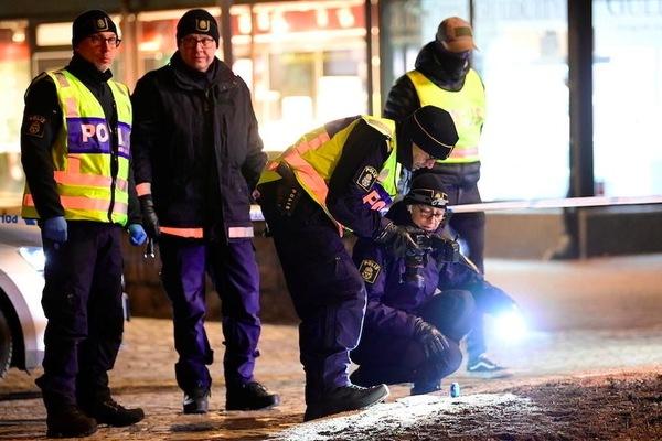 Vụ đâm chém điên loạn ở Thuỵ Điển có thể là khủng bố