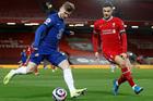 Liverpool 0-0 Chelsea: Thế trận cân bằng (H1)