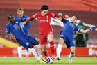 Liverpool 0-0 Chelsea: Timo Werner ăn mừng hụt (H1)