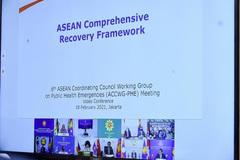 ASEAN proposes common digital COVID-19 vaccine certificate