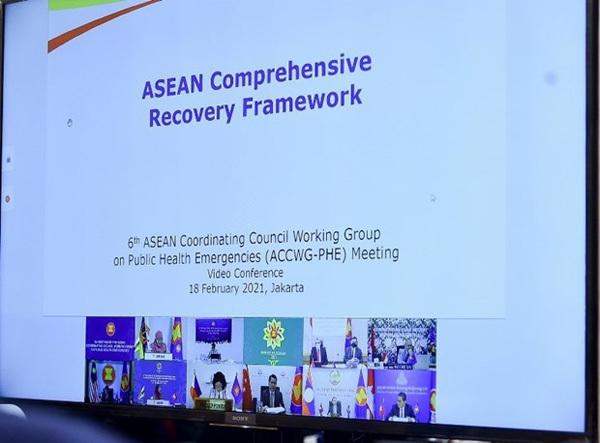 ASEAN,digital COVID-19 vaccine certificate