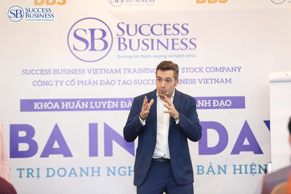 Bậc thầy NLP Số 1 Châu Á tới Việt Nam - Đánh thức năng lực vô hạn trong bạn!